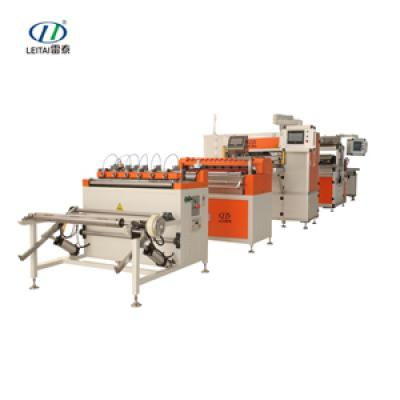Auto PP pleating Separate Gluing Production Line G3