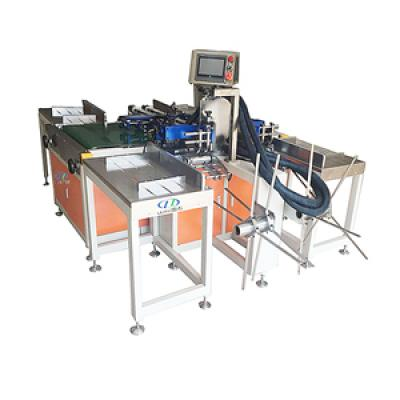 Four Station Cabin Air Filter Gluing Machine