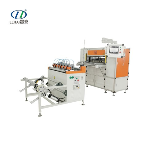 Full-auto CNC knife High Speed Filter Paper Folding Production Line G6