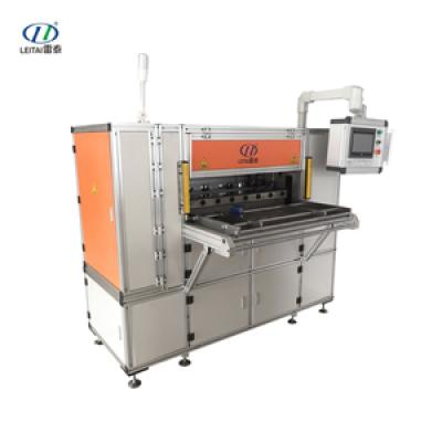 Full-auto CNC knife High Speed Paper Pleating Machine G6