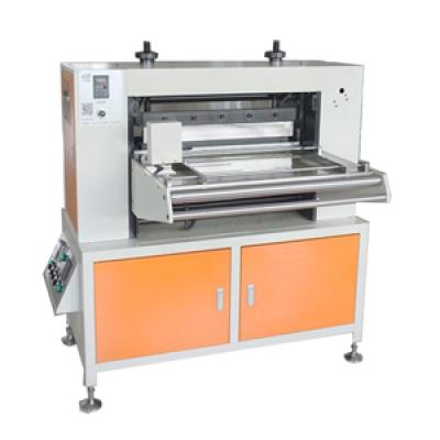 Knife filter Paper Pleating machine