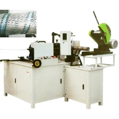 Welding Spiral Tube Making Machine for oil filters